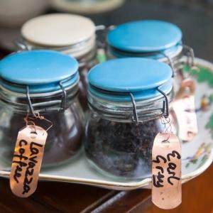 Selection of fine Teas